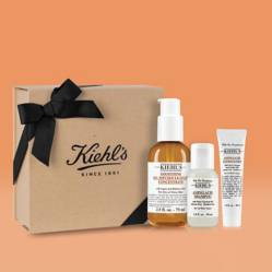 KIEHLS - Set Silk Groom Serum