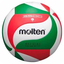 Molten - Balón Vóleibol Original V5M-3500 Soft Touch
