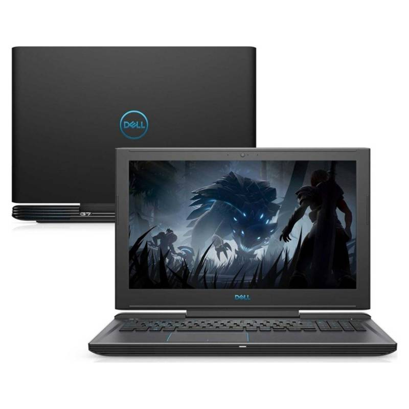 Dell - Notebook G7 I7588-7385Blk 8 Gb Gaming 156