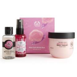 The Body Shop - Set Regalo Pick Me Up de Rosas