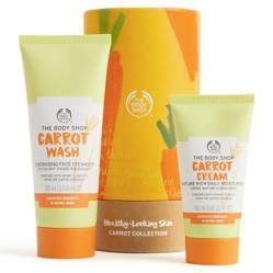The Body Shop - Set Cuidado Facial de Zanahoria
