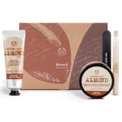 The Body Shop - Set De Manos  Medium Almond