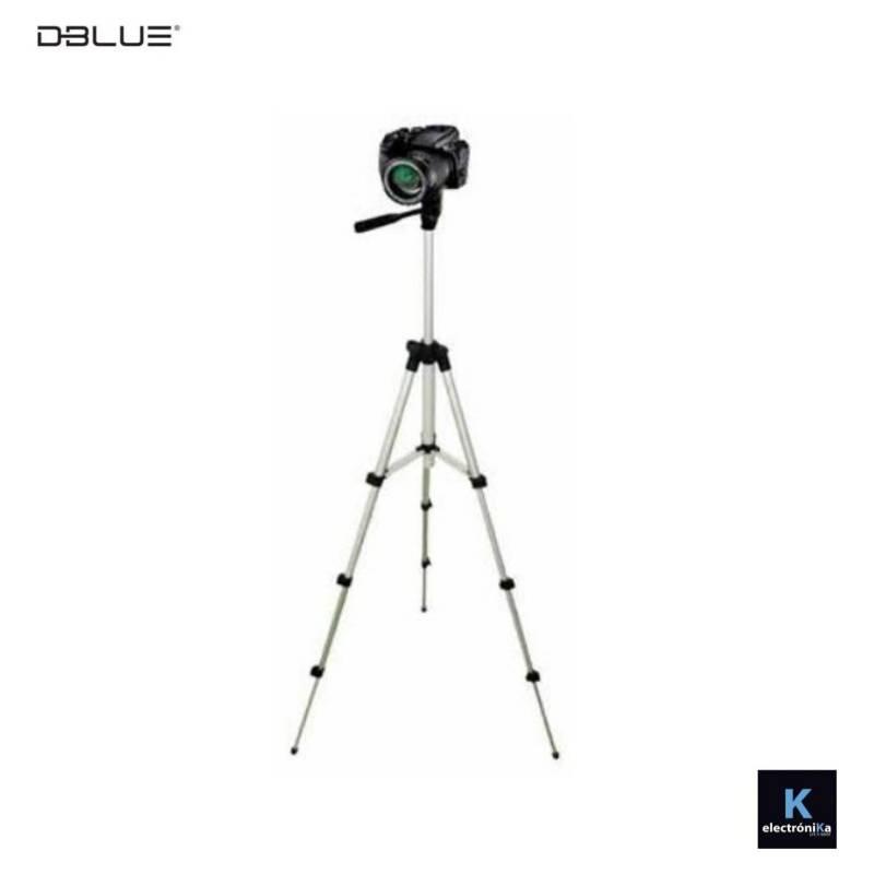 DBLUE - Trípode Cámara Fotográfica  Estuche