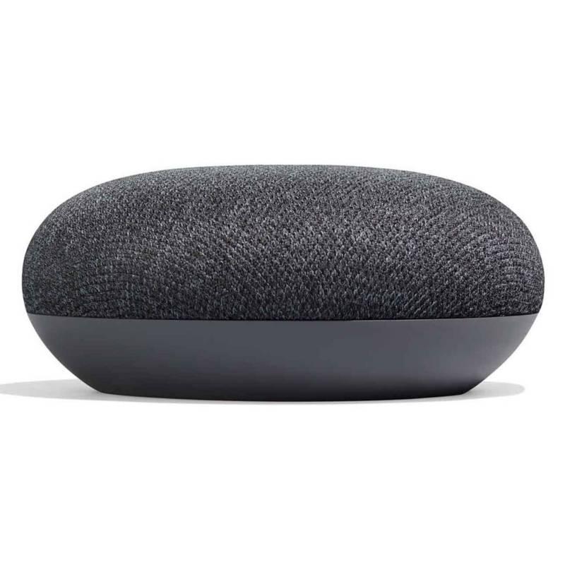 Google - Google Home Mini - Negro