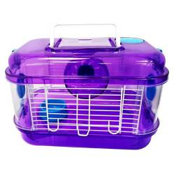 Fernapet - Jaula Hamster Acrilica Marben Pets