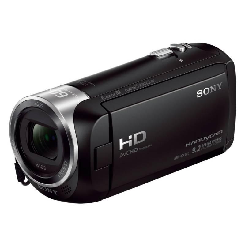 SONY - Cámara Video Hd Handycam Hdr-Cx405