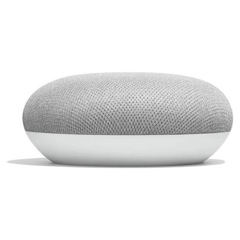 Google - Google Home Mini - Gris