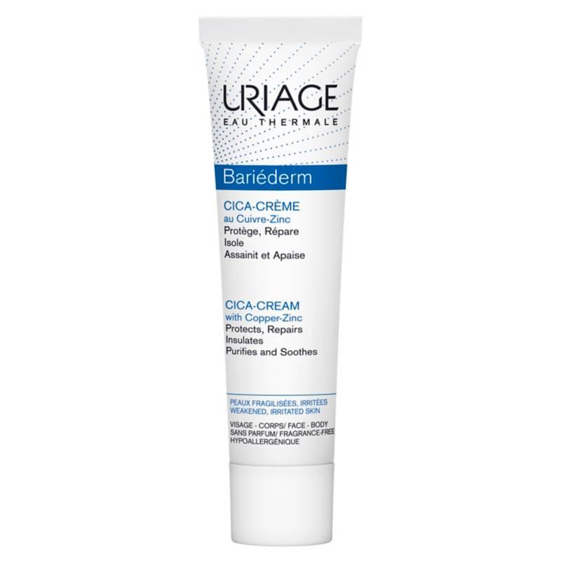 URIAGE - Bariederm Crema Reparadora Con Cobre Y Zinc 40 ml