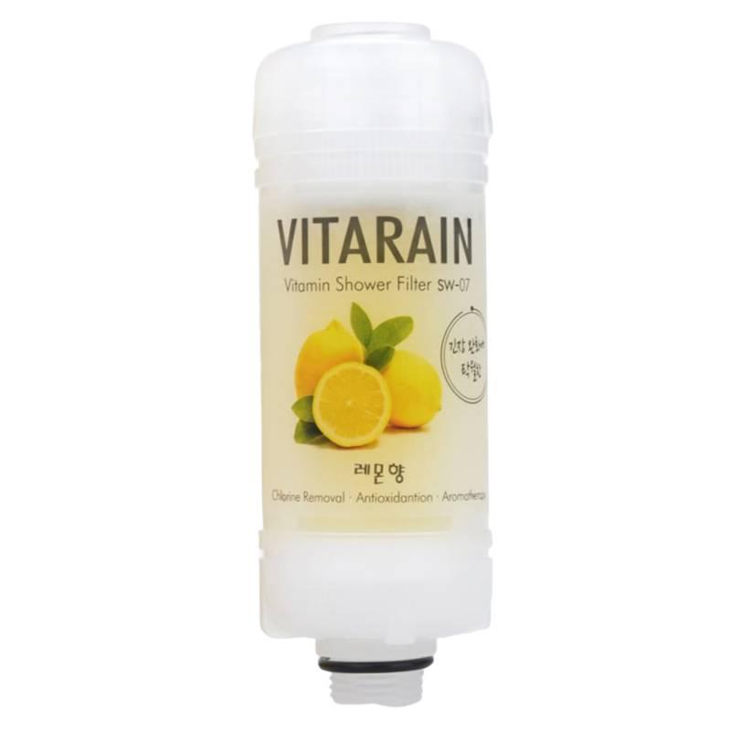 VITARAIN - Filtro de ducha con aromaterapia LIMÓN
