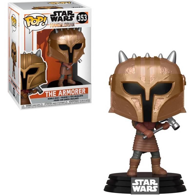 Funko - Funko Pop Star Wars Mandalorian The Armorer
