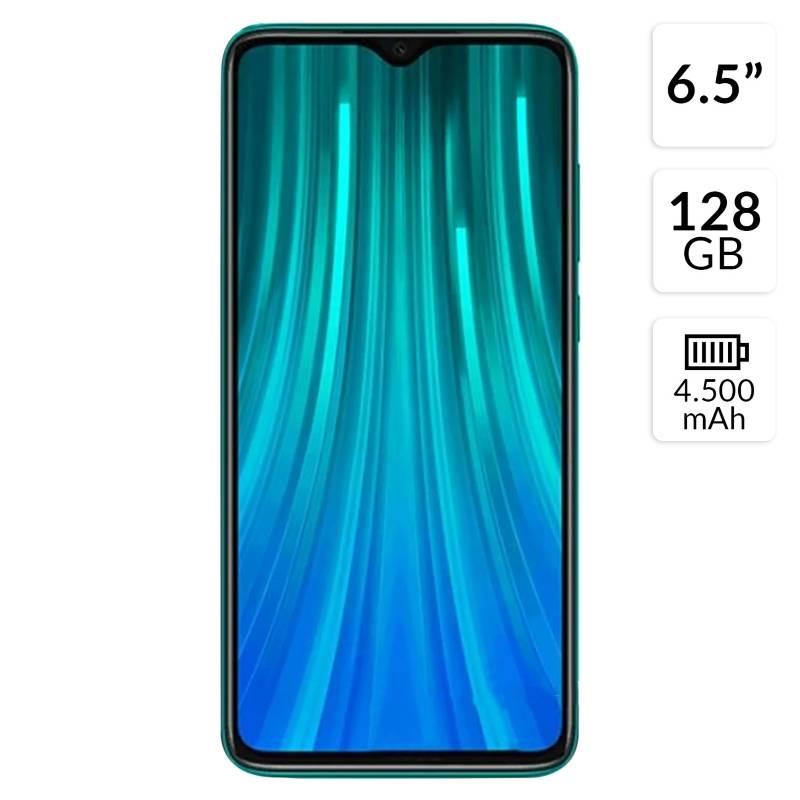 Xiaomi - Xiaomi Redmi Note 8 Pro 128Gb/6Gb Ram-Gamma Green