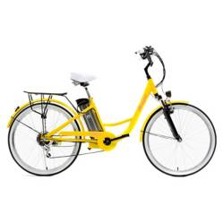 IMOTION - Bicicleta Electrica Imotion City Breeze Amarillo