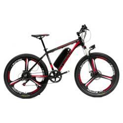 IMOTION - Bicicleta Electrica Imotion Terra Rojo 48V 500 W