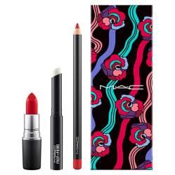 MAC COSMETICS - Spring For Reds Lip Kit