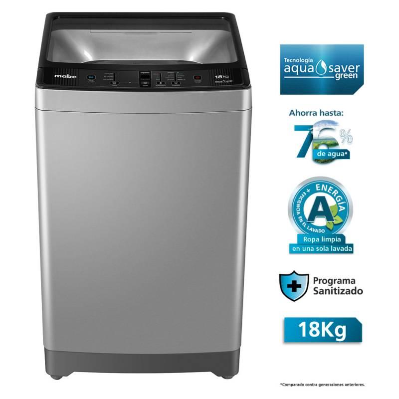 MABE - Lavadora Automática 18 kg LMA8120WGCL0