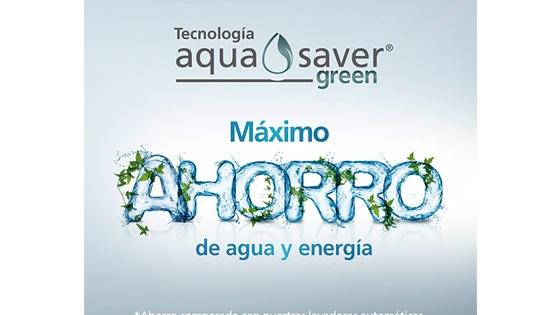 Tecnología Aqua Saver Green