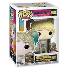 FUNKO - Funko Pop Harley Quinn 308