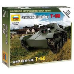 ZVEZDA - T-60 Soviet Light Tank