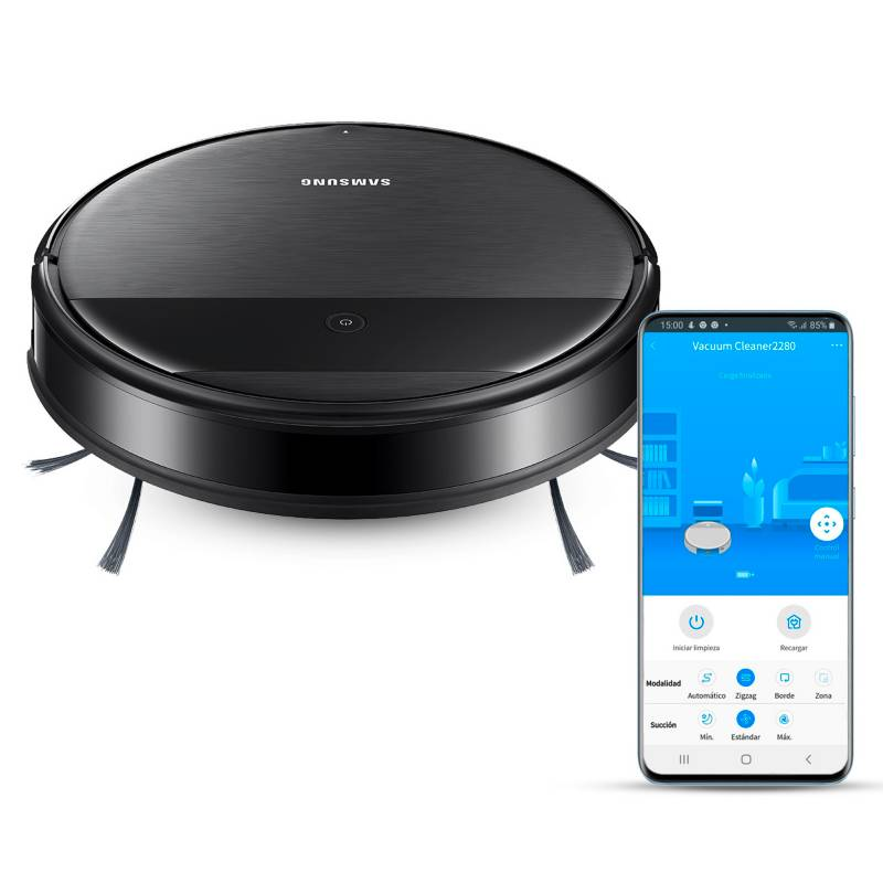 Samsung - Aspiradora Robot VR05R5050WK/ZS