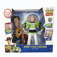 TOY STORY - Toy Story Buzz  Woody Talking