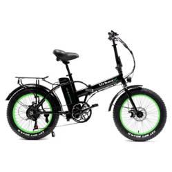 IMOTION - Bicicleta Eléctrica Imotion Urban Foldable Verde.