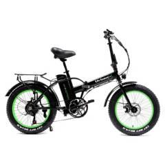 IMOTION - Bicicleta Eléctrica Imotion Urban Foldable Verde Aro 20