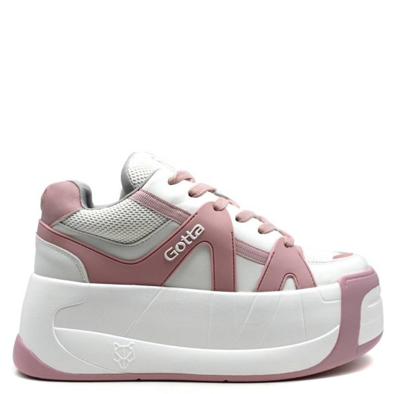 Zapatilla Mujer Rosa C732416