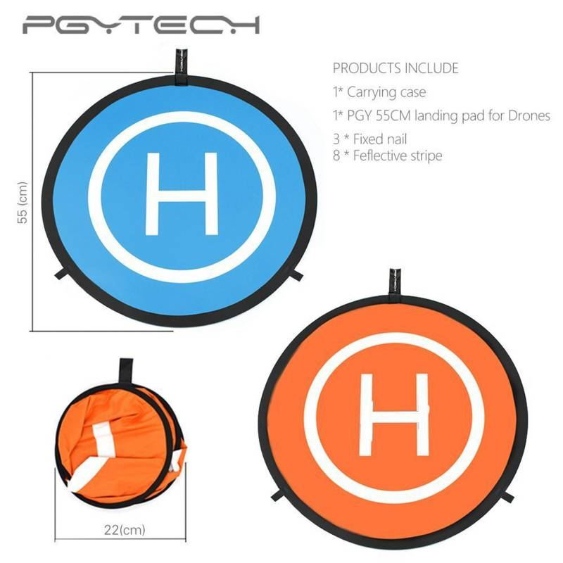 PGYTECH - Landing Pad 55 cm Pista de Aterrizaje Para Drones
