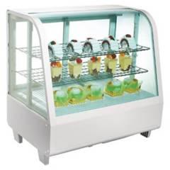Bozzo - Vitrinas Refrigerada Blanca