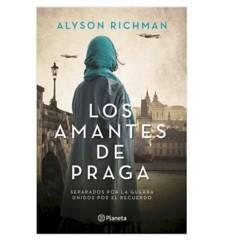 EDITORIAL PLANETA - Los Amantes de Praga