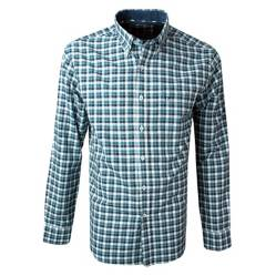 POTROS - Camisa Oxford Fantasía Regular Fit