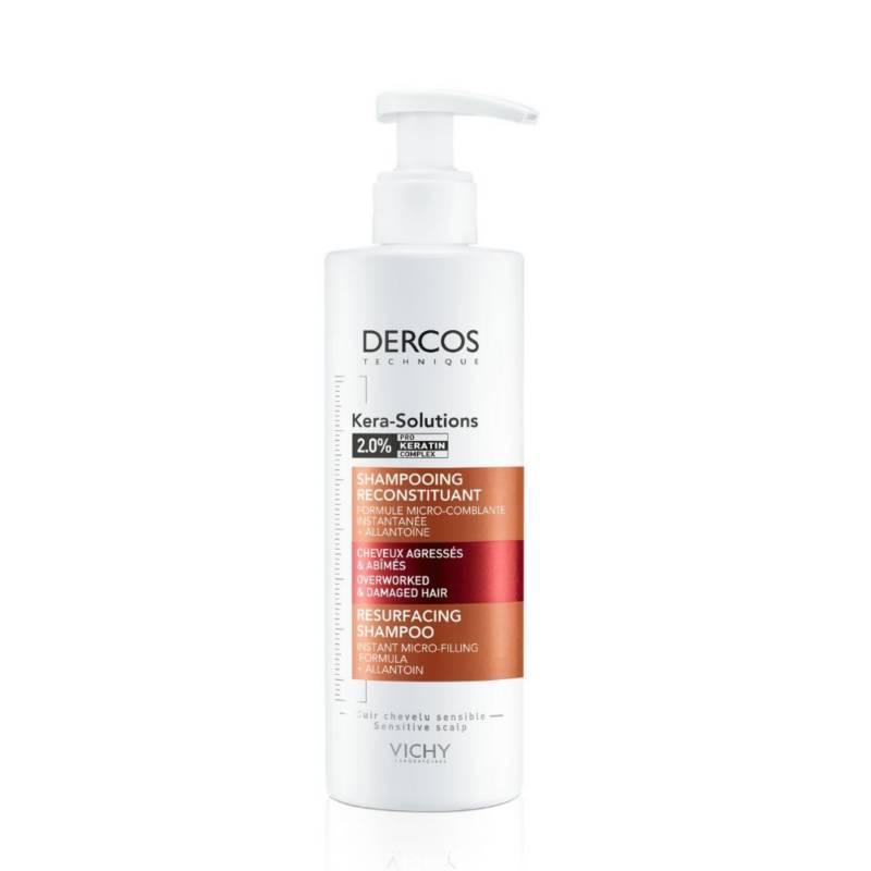 VICHY - Shampoo Dercos Kerasolutions 250 ml
