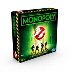 MONOPOLY - Juego Ghostbusters Cazafantasmas