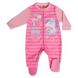 Pijama Entero Rosa