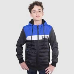 GANGSTER - Polerón Zipper Teen Special Tri