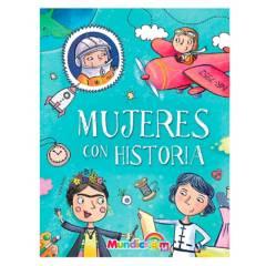 MUNDICROM - Mujeres con Historia