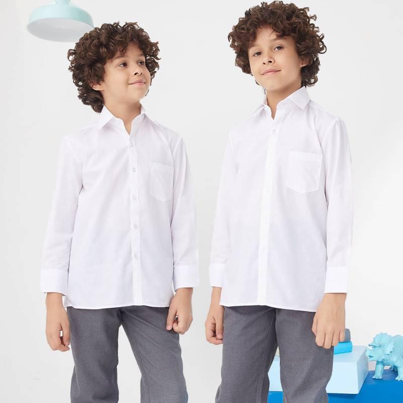 Holley - Camisa Colegial Niño