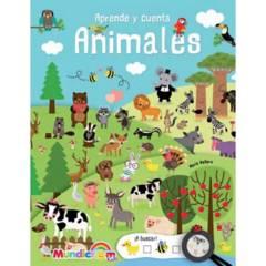 MUNDICROM - Aprende y Cuenta Animales