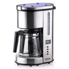 Wurden - Cafetera con filtro WCM-1.5SSDIG