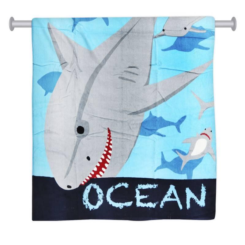 Mica Kids - Toalla Shark