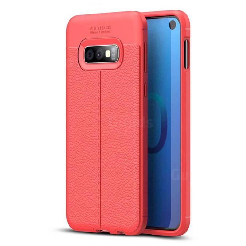 Galaxy S10E - Carcasa Funda Protectora / Azul