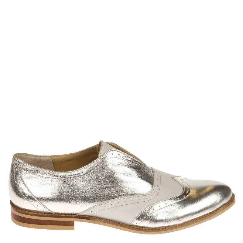 Basement - Zapato Mujer Oxi Met