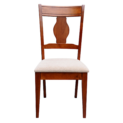 Roberta allen silla de comedor valerie for Comedor 4 sillas falabella