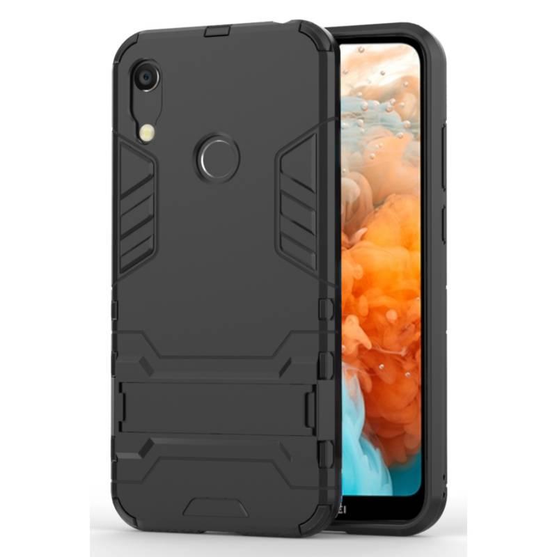 OEM - Huawei Y6 (2019) Carcasa Funda Protectora / Negra