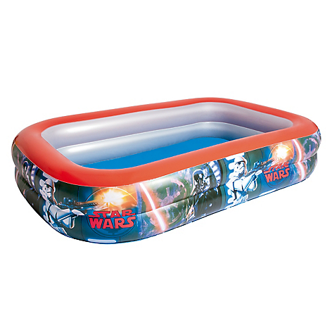 Bestway piscina rctangular inflable multicolor for Piscina inflable rectangular