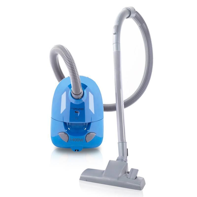Recco - Aspiradora Arrastre 1,5 lt RASP-W017 Azul