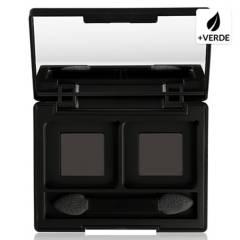 INGLOT - Inglot Paleta magnetica para maquillaje Freedom System (2 sombras con espejo)
