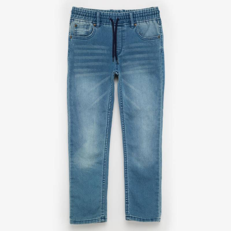 Yamp - Jeans Cintura Elásticada Niño