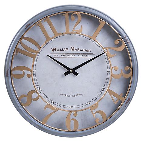 Mica reloj de pared decoraci n - Relojes de decoracion ...