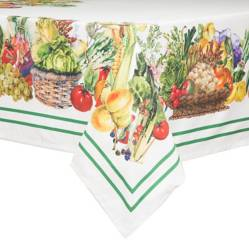 Mantel Verduras 2190X300 cm